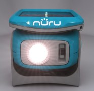 Nuru Energy Star Light