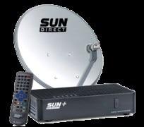 Sun Direct Plus Set Top Box