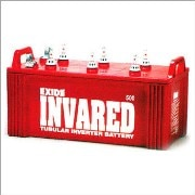 Exide Invared IR500 Tubular Battery