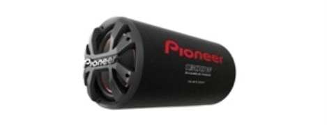 Pioneer TS-WX304T Bass Tube Woofer