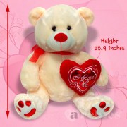 Archies Valentine Teddy 93611 Soft Toy
