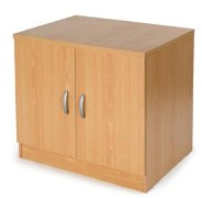 St Thomas Wooden Cupboard