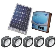 Anode Solar LED Home Light