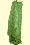 Rajasthani saree Tie & Die