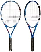 Tennis Racket Babolat Contact Team (strung)