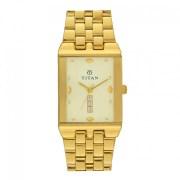 Titan Gold Watch
