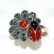 Alice Jewellery 1654 Silver Ring