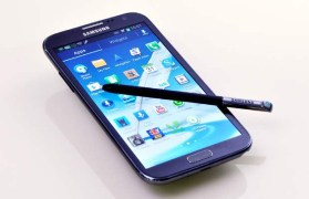 Samsung Galaxy Note II N7100 Mobile