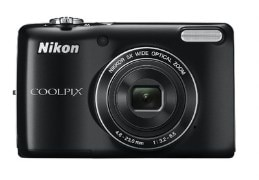 Nikon Coolpix L26 Point & Shoot Camera