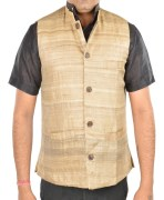 Shirt & Nehru Jacket Combo