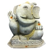Fotoways India FW-010 Modern Art Ganesha Statue