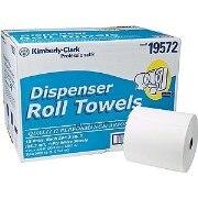 Kimberly Clark Hard Roll Towels