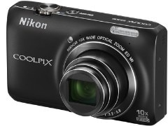 Nikon Coolpix S6300 Point & Shoot Camera