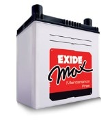 Exide Max Range Battery - EM35R (MF)