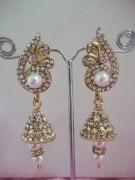 Shree Mauli 61038 Stone Earring