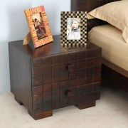 Elmwood Bed Side Cabinet