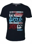 Positive Vibration PVMN005 Mens Great Work T-Shirt