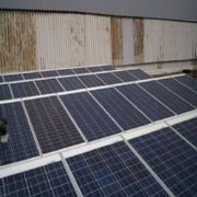 Solar Power Plant 0.5kw