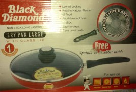 Black Diamand Large Fry Pan