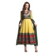 Adah Fashions-549-8025-Pure Georgette Anarkali Dress