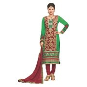 Adah Fashions -518-5258-Georgette Anarkali Dress