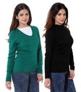 Casa Nova casa_c2_74 Pack of 2 Comfy Sweater for Women