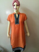 Stylish Cotton Kurti For Women - AE19