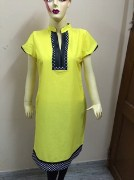 Stylish Cotton Kurti For Women - AE21