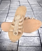 Kolhapuri Chappal (Katta Chaar Patta) For Women