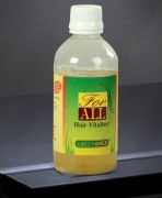 For All Hair Vitaliser Green Oil