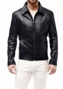 SkinOutfit Men's Leather Jacket - SO00157$P
