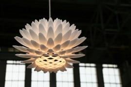 FOC Palm D32 Lamp