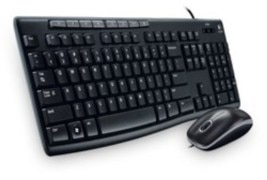 Logitech Keyboard and Mouse Combo MK200 USB 2.0