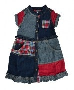 Nautinati K1411 Denim Kids Wear