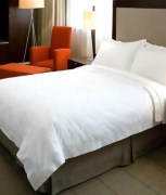 Cotton Single Bed Sheet With Pillow Cover