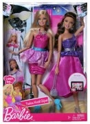 Barbie - Fashion Model Giftset Dolls