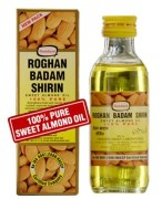 Hamdard Roghan Badam Shirin Sweet Almond Oil -100 X2 Ml