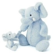 Soft Toy Elephant Musical Toy