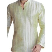 Mens Silk Kurta