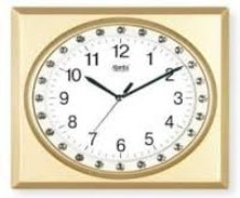 Ajantha 1977 Wall Clock