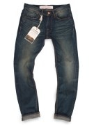 Stylish Slim Fit Washed Jeans