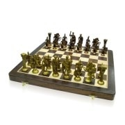 Shatranj Roman Chess Set