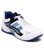 Columbus White Sport Shoes For Mens