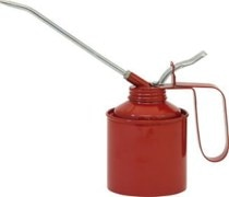Metal Oil Can For Lubrication