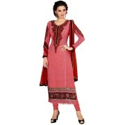 Shilpi Textiles SL-GRA-2108 Unstitched Salwar Suit Dress Material For Women
