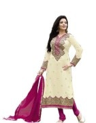 Sukanya Embroidered Cotton Kurti