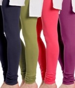 Softwear Premium Leggings Combo of 4 Pcs