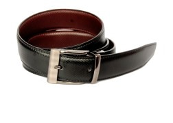 Spairow PBL-04 Reversible PU Leather Belt For Men