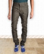 Military Green Trouser For Men