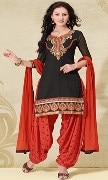 Patiyala NCPH#004 Unstitched Dress Material For Women